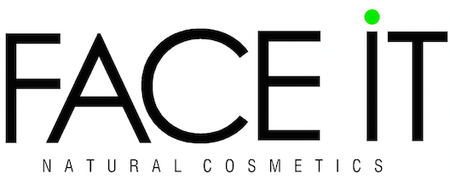 Logo da Face It - Natural Cosmetics